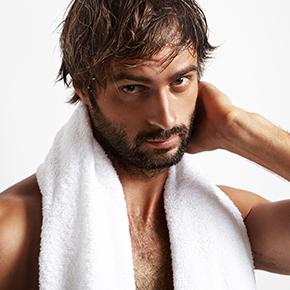 Περιποίηση μαλλιών για τον άνδρα