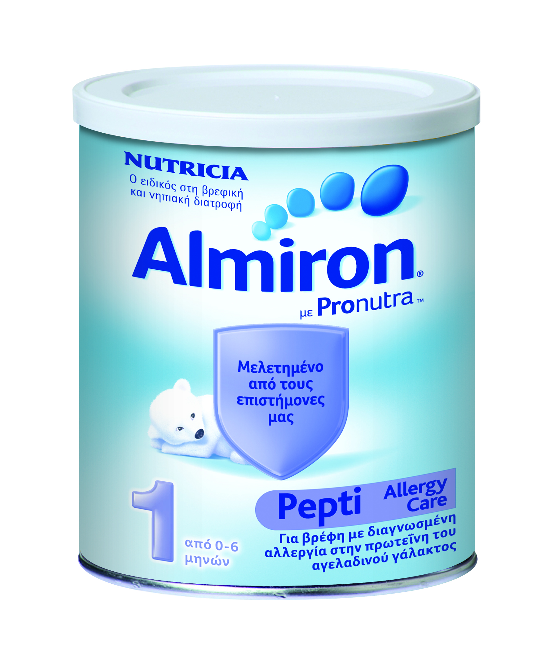 Nutricia Almiron Pepti Αllergy Care1, 450g (0-6 μηνών)