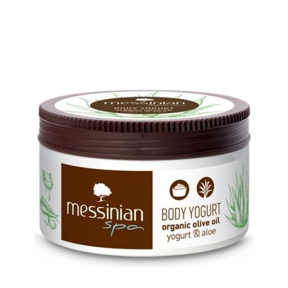 Messinian Spa Body Υogurt & Αloe 250ml