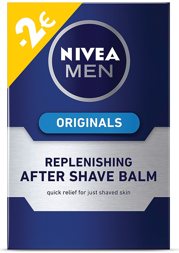 Nivea Originals After Shave Balsam (Προσφορά -2 Ευρώ)100ml