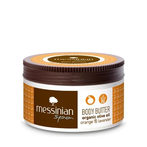 Messinian Spa Body Butter Orange-Lavender( Πορτοκάλι-Λεβάντα) 80ml