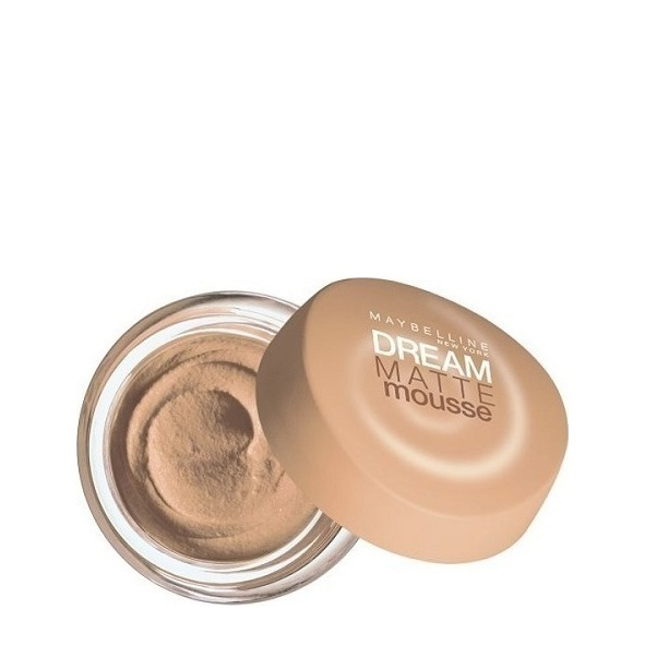 Maybelline Dream Matte Mousse SPF15, 21 Nude 18ml