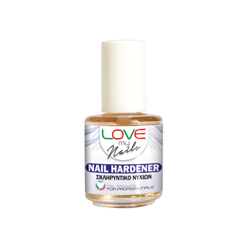 Yanni Love My Nails Nail Hardener-Σκληρυντικο -16ml