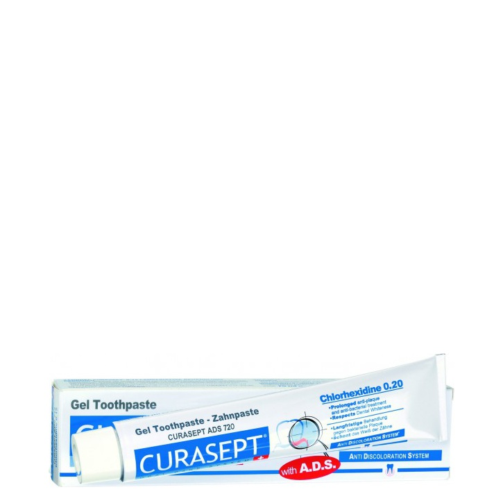 Curaprox Curasept Ads 720, Οδοντόκρεμα 0,20% CHX 75ml