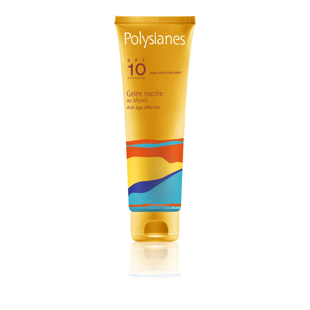 Polysianes Gelee Nacree SPF10 125ml