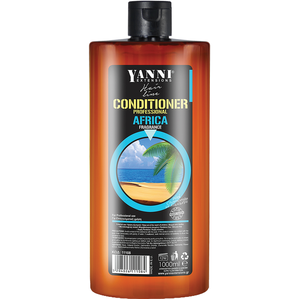 Yanni Conditioner Africa 1000ml
