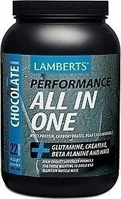 Lamberts Performance All-in-one Chocolate 1450gr