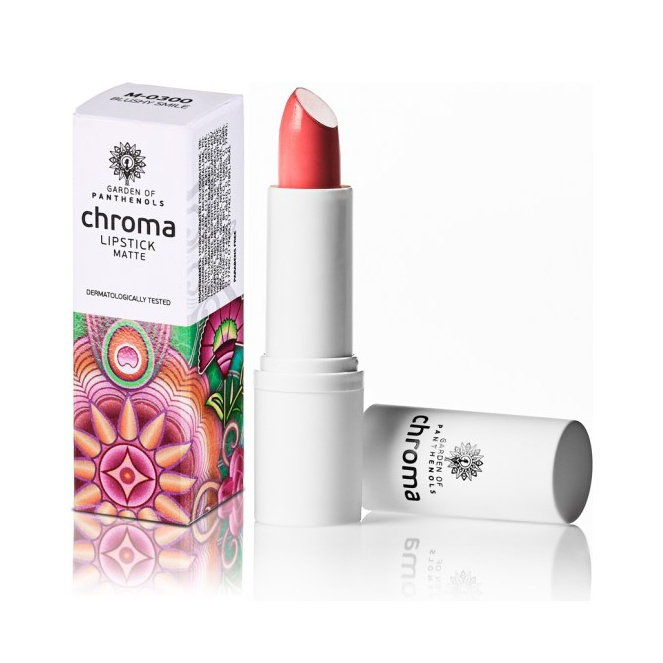Garden Of Panthenols Chroma Lipstick M-0300 Blushy Smile 4gr