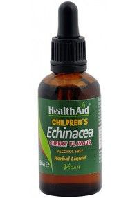 Health Aid Children's Echinacea με Γεύση Κεράσι 50ml