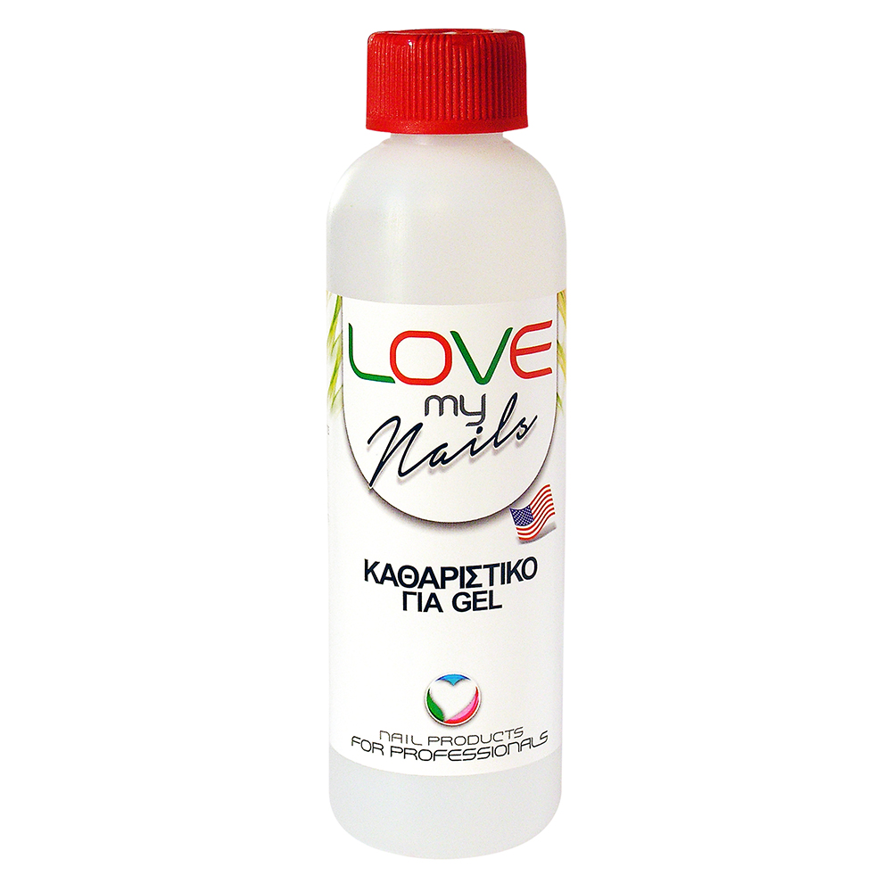 Yanni Love My Nails Καθαριστικο Gel  -250ml
