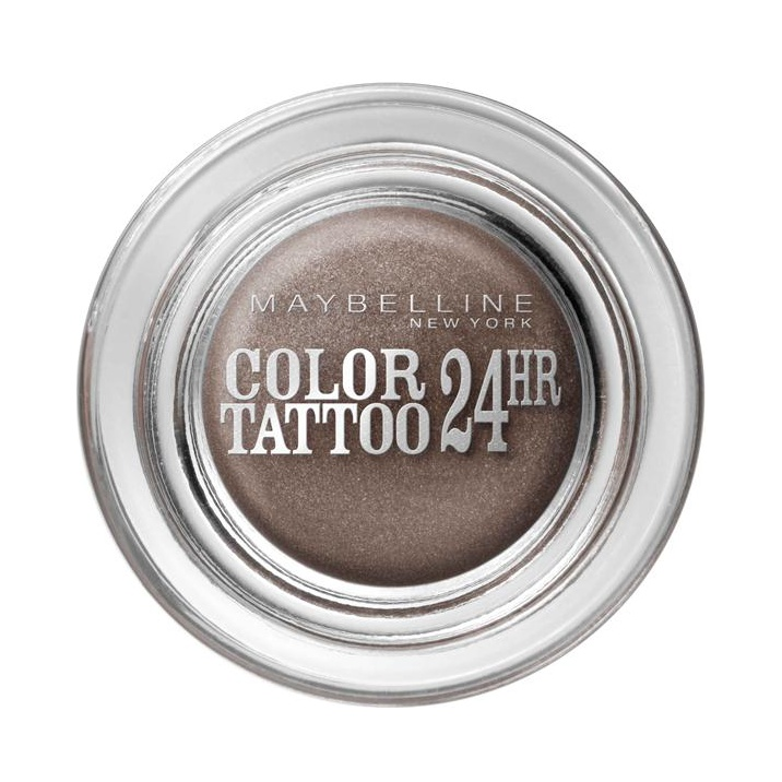 Maybelline Color Tattoo 24H Gel-Cream Eyeshadow 40 Permanent Taupe 4g