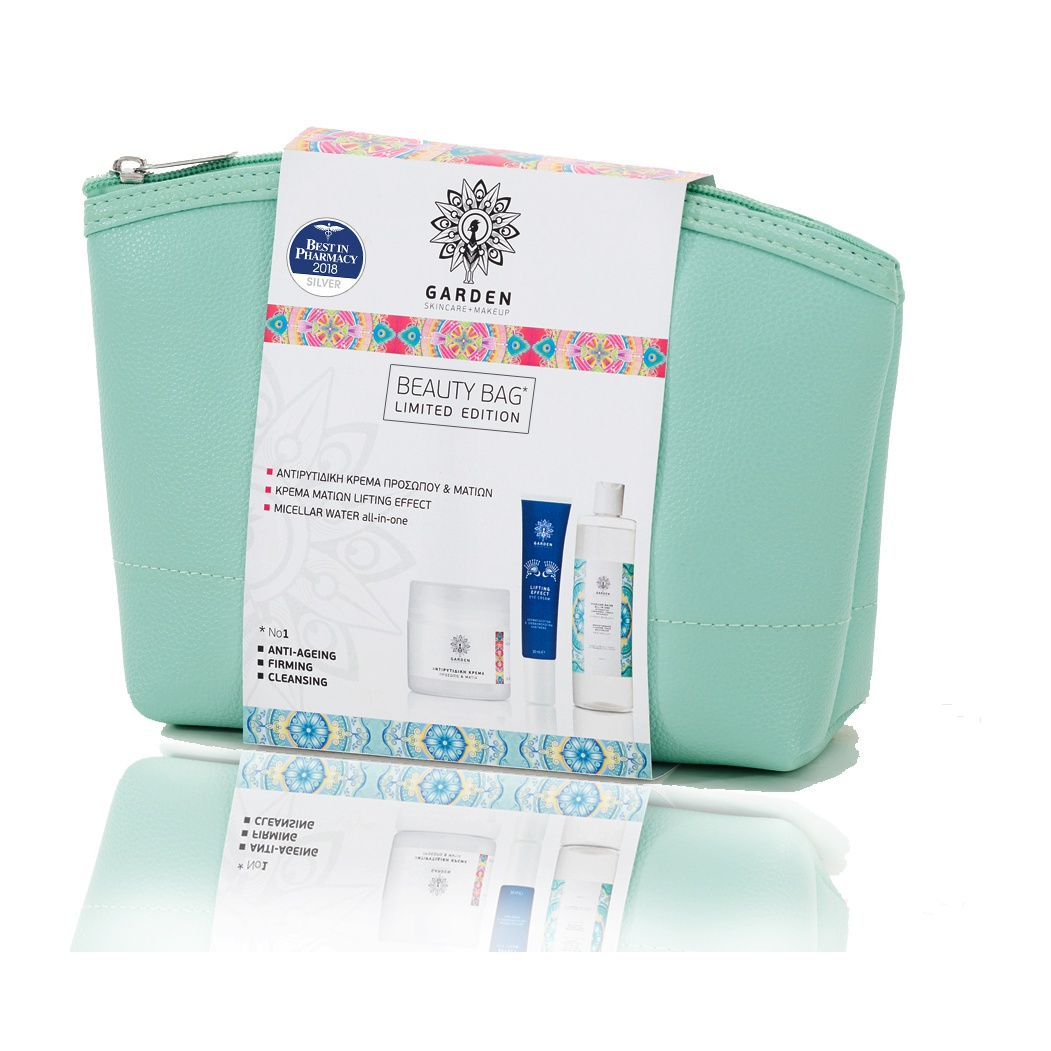 Garden of Panthenols Beauty Bag Set No1