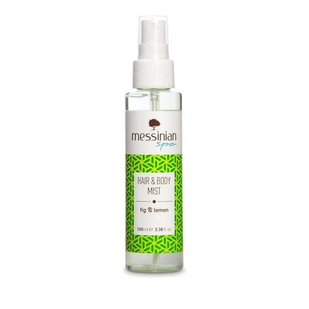 Messinian Spa Hair & Body Mist Fig-Lemon (Σύκο-Λεμόνι) 100ml