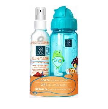 Apivita Promo Suncare Αντηλιακό Spray για Νήπια και Παιδιά με  Αλόη Καλέντουλα SPF50   ΔΩΡΟ 448235fb1cb