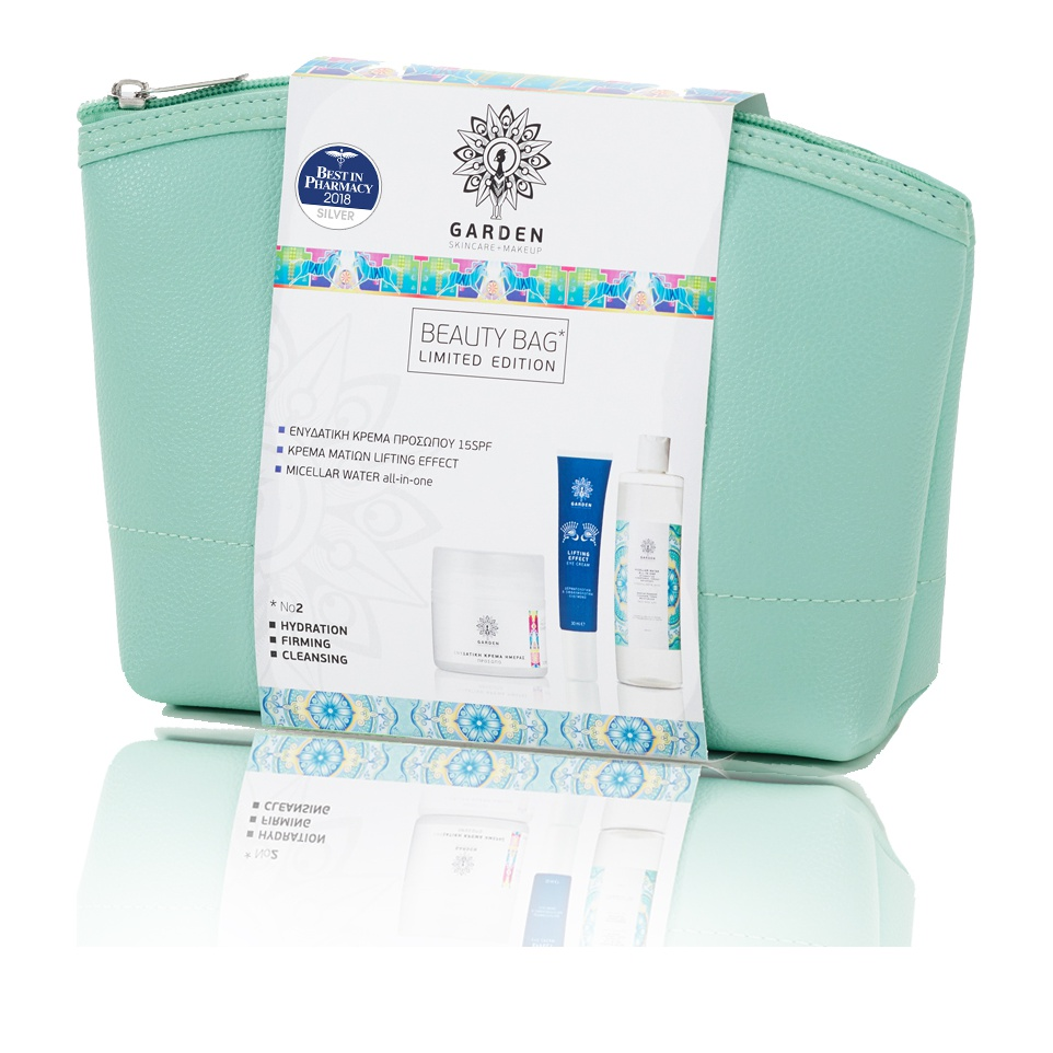 Garden of Panthenols Beauty Bag Set No2