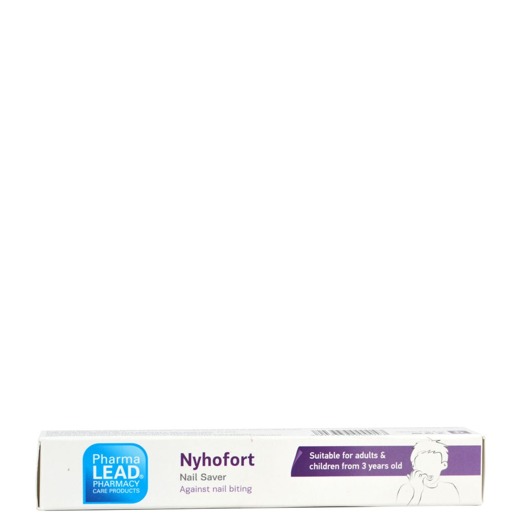Vitorgan Pharmalead Nyhofort Nail Saver, Κατά της Ονυχοφαγίας 10ml