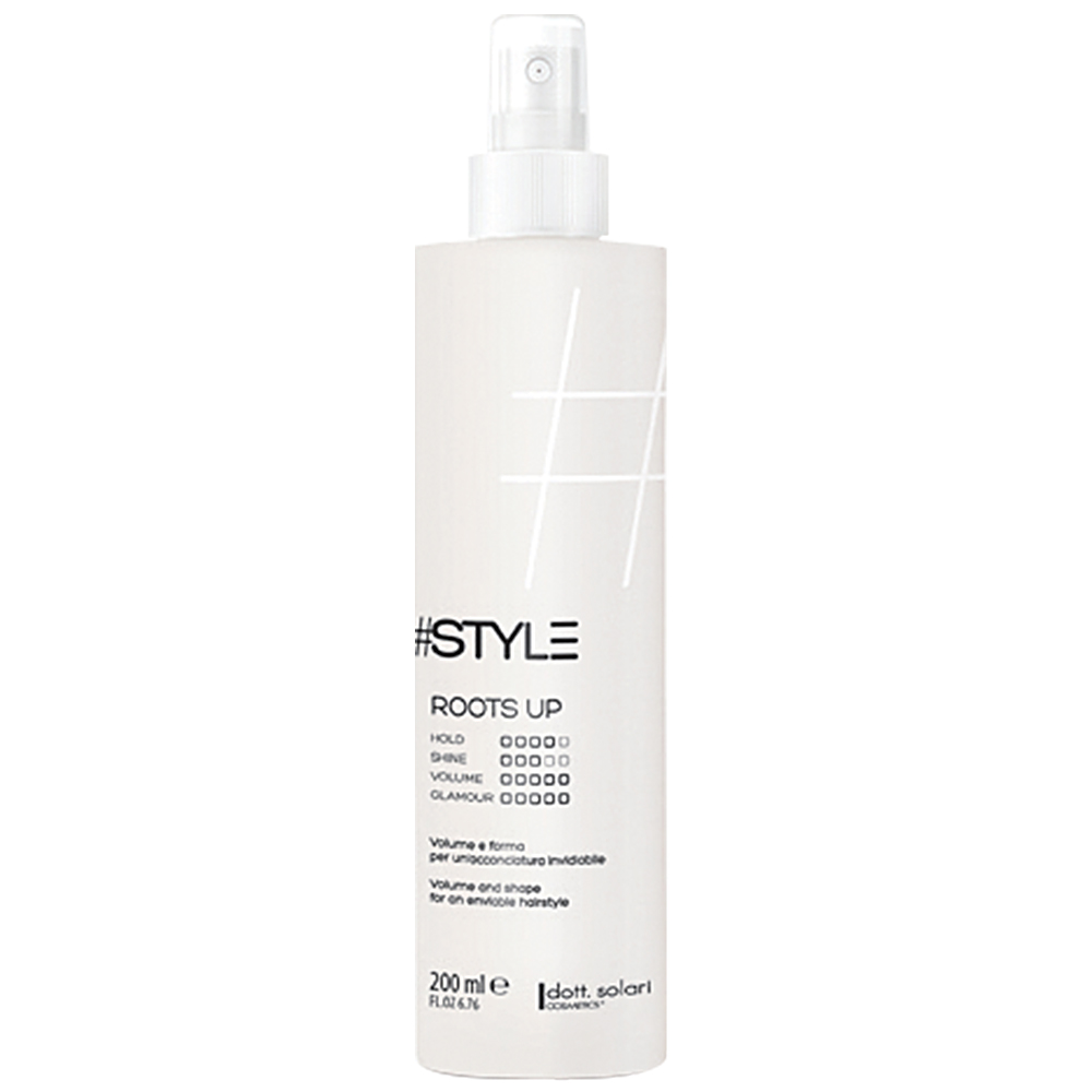 Style Roots Up Για Ογκο Στη Ριζα -200ml