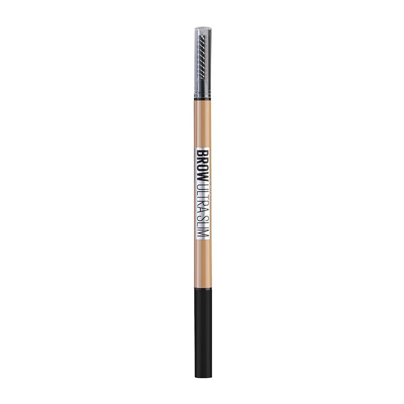 Maybelline Brow Ultra Slim Eyebrow Pencil 00 Light Blonde ...
