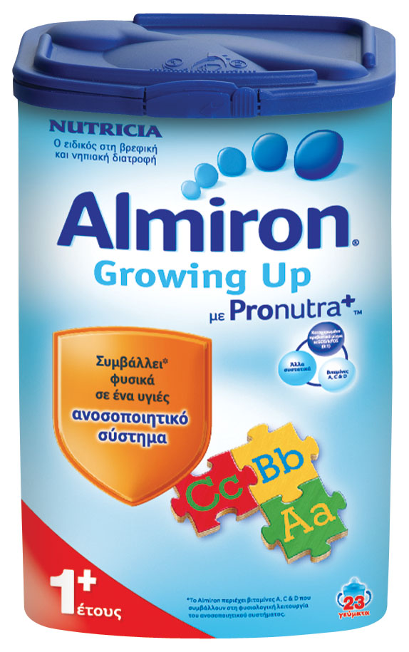 Nutricia Almiron Growing Up 1+, 800gr