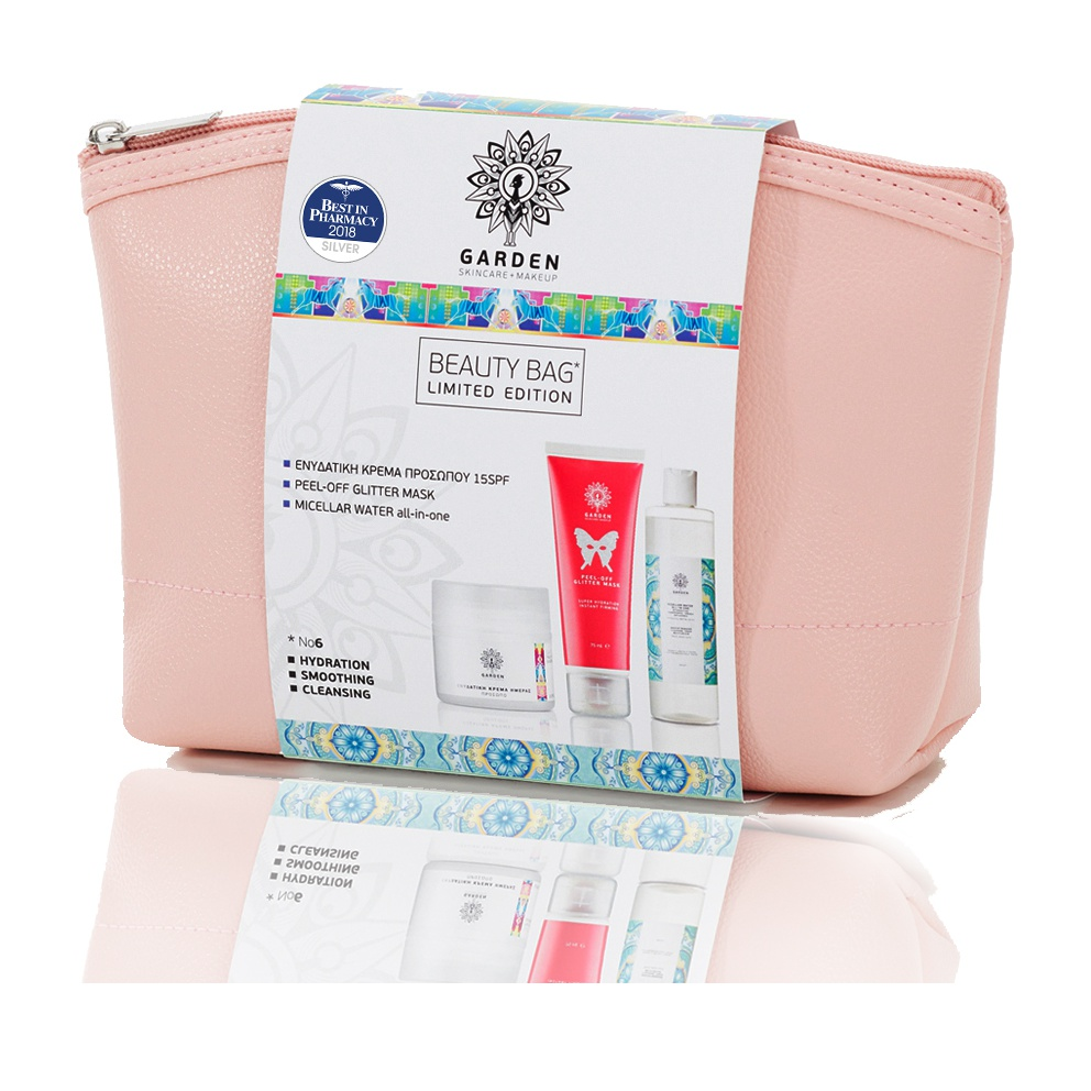 Garden Of Panthenols Beauty Bag Set No6
