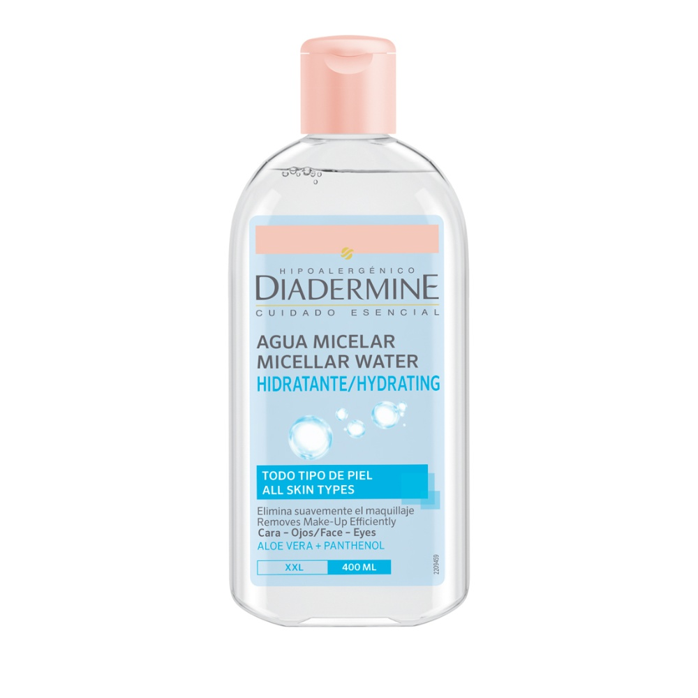 Diadermine Cleanser Micellaire Water 400ml