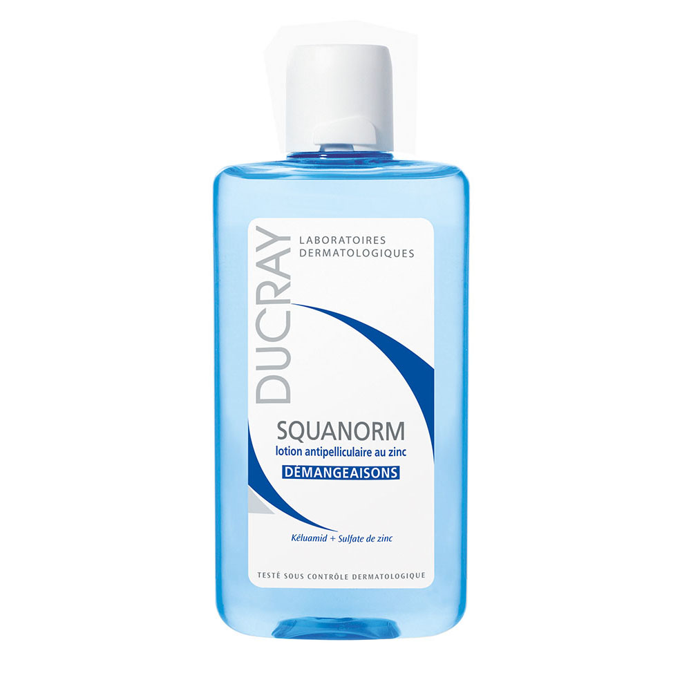 Ducray Squanorm Lotion για Πιτυρίδα - Κνησμός 200ml