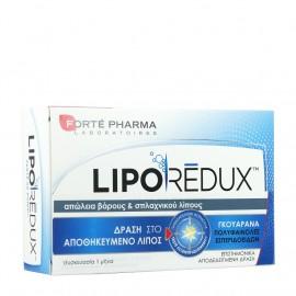 Forte Pharma Liporedux 900mg, Απώλεια Βάρους & Αποδόμηση Λίπους, 56 Δισκία