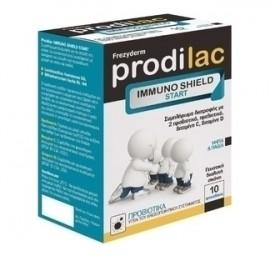 Frezyderm Prodilac Immuno Shield Start, Συμπλήρωμα Διατροφής 10Φακελάκια