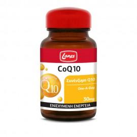Lanes Coenzyme Q10 30mg 30caps