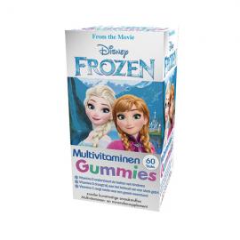 Disney Frozen Multivitamins 60 μασώμενα ζελεδάκια