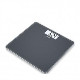 Beurer Ζυγος Δαπεδου Ψηφιακος Γυαλινος Silver Gs 212