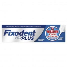 Fixodent Pro Plus Food Seal Premium Στερεωτική Κρέμα γθα Τεχνητή Οδοντοστοιχία 40g