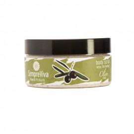 SempreViva Body Scrub Olive Απολεπιστικό Σώματος Ελιά 200gr