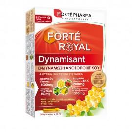 Forte Pharma Forte Royal Dynamisant 20amps x 10ml