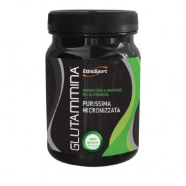 EthicSport Glutammina, L-Γλουταμίνη  Υψηλής Καθαρότητας 300gr