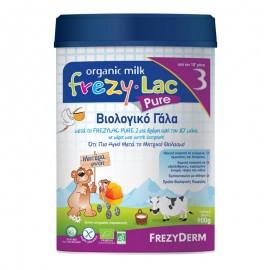 Frezyderm Frezylac Pure 3 Βιολογικό Γάλα 10+ Μήνων 900gr