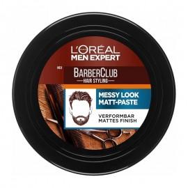 LOreal Men Expert BarberClub Messy Hair Molding Clay 75ml