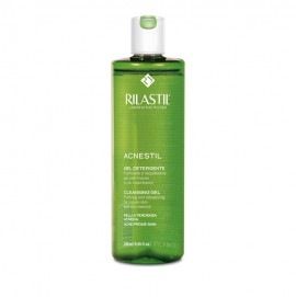 Rilastil Acnestil Cleansing Gel  Καθαριστικό Τζελ για Μικτή \ Λιπαρή με Τάση Ακμής Επιδερμίδα 250ml