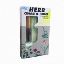 Herb cigarette holder Πίπα με 12 φίλτρα