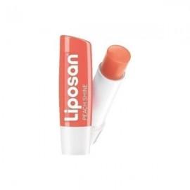 Liposan Peach Shine Ενυδατικό Στικ Χειλιών με Άρωμα Ροδάκινο 4.8gr