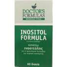 Doctors Formulas Inositol Φόρμουλα Ινοσιτόλης 60 Δισκία