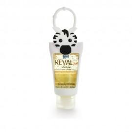Intermed Reval Plus Antiseptic Hand Gel Lemon Ζέβρα 30ml
