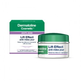 Dermatoline Cosmetic Lift Effect Anti-Rides Jour Αντιρυτιδική Κρέμα Ημέρας 50ml
