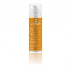Corium Sunscreen Light Cream Matte Effect SPF50 50ml