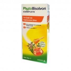 PhytoBisolvon Complete Για Ξηρό & Παραγωγικό Βήχα 180g