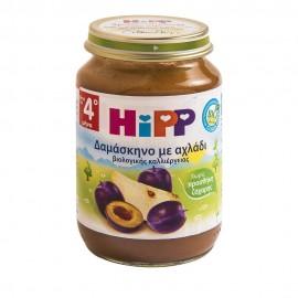 HiPP Φρουτόκρεμα Δαμάσκηνο-Αχλάδι από τον 4ο Μήνα 190gr