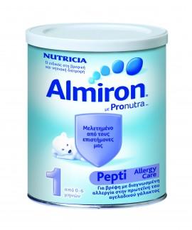 Nutricia Almiron Pepti Αllergy Care1, 450g (0-6 μηνών)