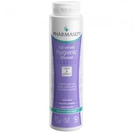 Pharmasept Tol Velvet Hygienic Shower Camelia, Αφρόλουτρο για Πρόσωπο, Σώμα & Ευαίσθητη Περιοχή 300ml