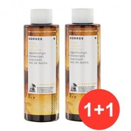 Korres Σετ Αφρολουτρο Κιτρο 1+1 250 ml