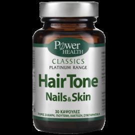 Power Health Classics Platinum Hair Tone Nails & Skin, Μαλλιά, Δέρμα, Νύχια 30 Κάψουλες